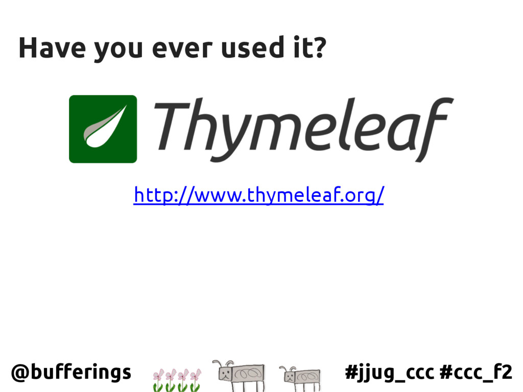 #jjug_ccc #ccc_f2 @bufferings http://www.thymel...