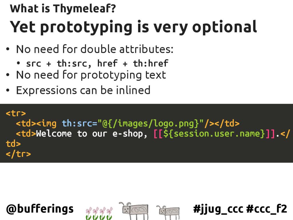 #jjug_ccc #ccc_f2 @bufferings Yet prototyping i...
