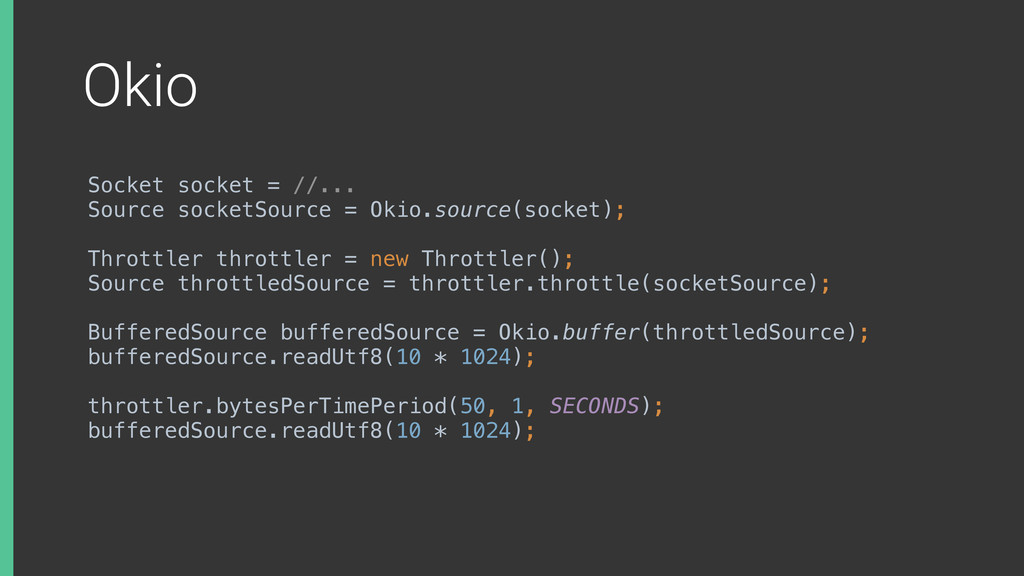 Okio Socket socket = //...