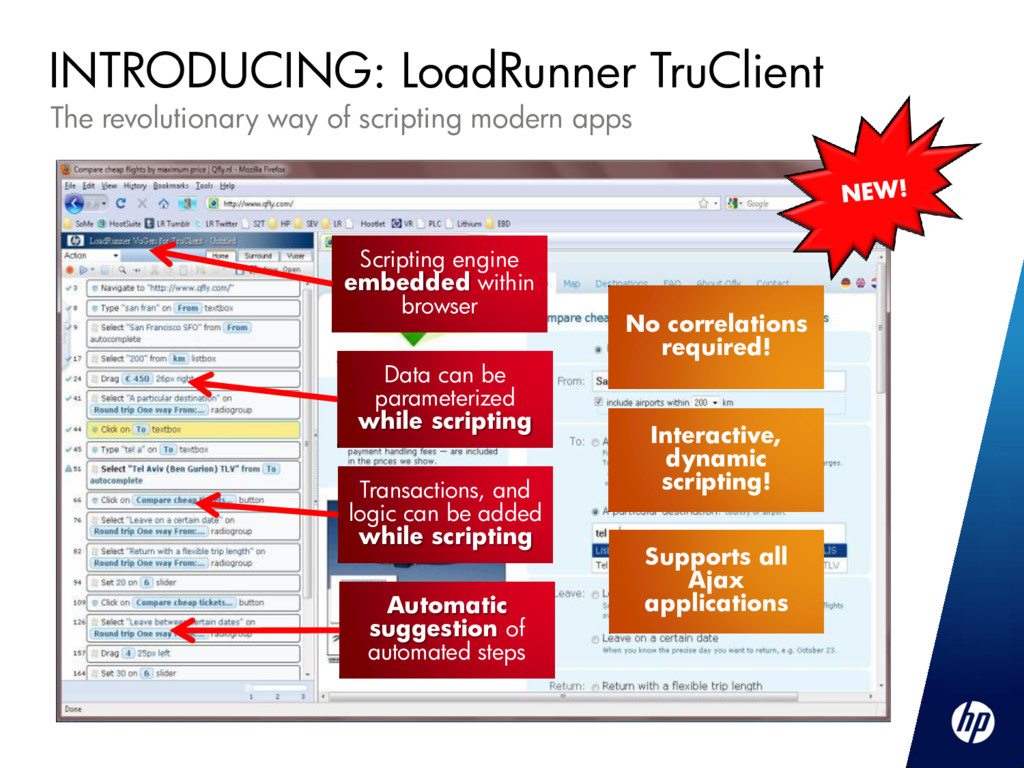 The revolutionary way of scripting modern apps ...