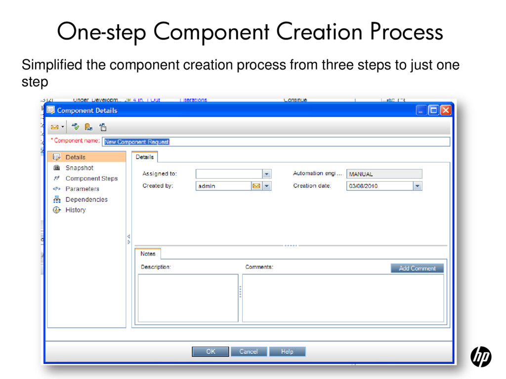 One-step Component Creation Process Simplified ...