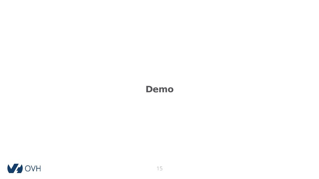 Demo 15