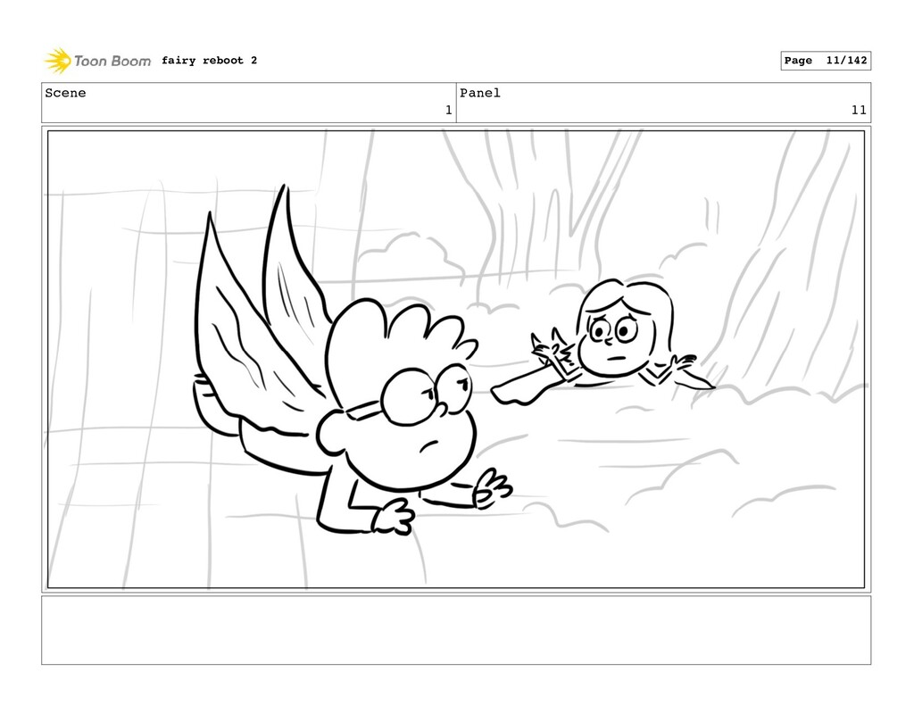 Scene 1 Panel 11 fairy reboot 2 Page 11/145