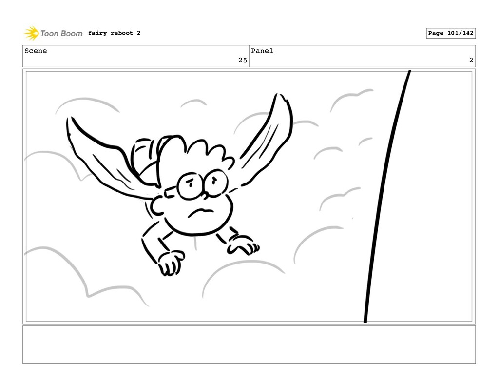 Scene 25 Panel 2 fairy reboot 2 Page 101/145