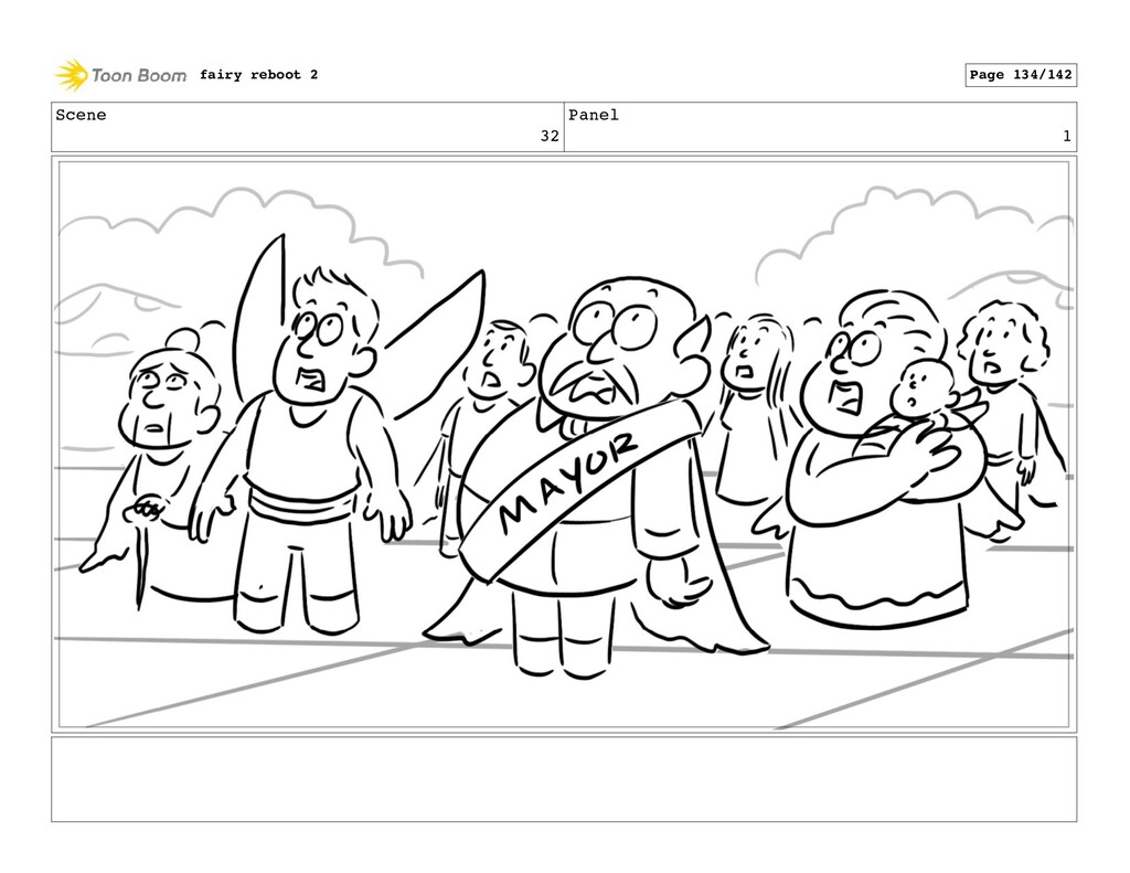 Scene 31 Panel 6 fairy reboot 2 Page 134/145