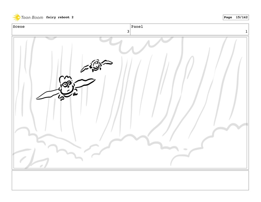 Scene 3 Panel 1 fairy reboot 2 Page 15/145