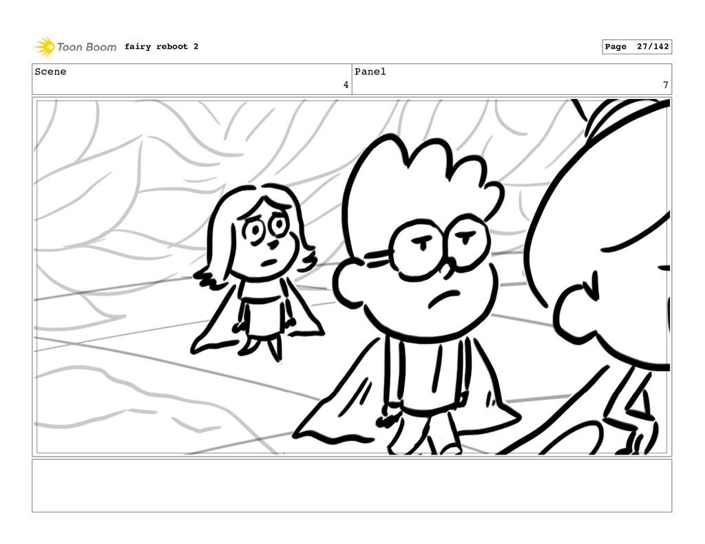 Scene 4 Panel 7 fairy reboot 2 Page 27/145
