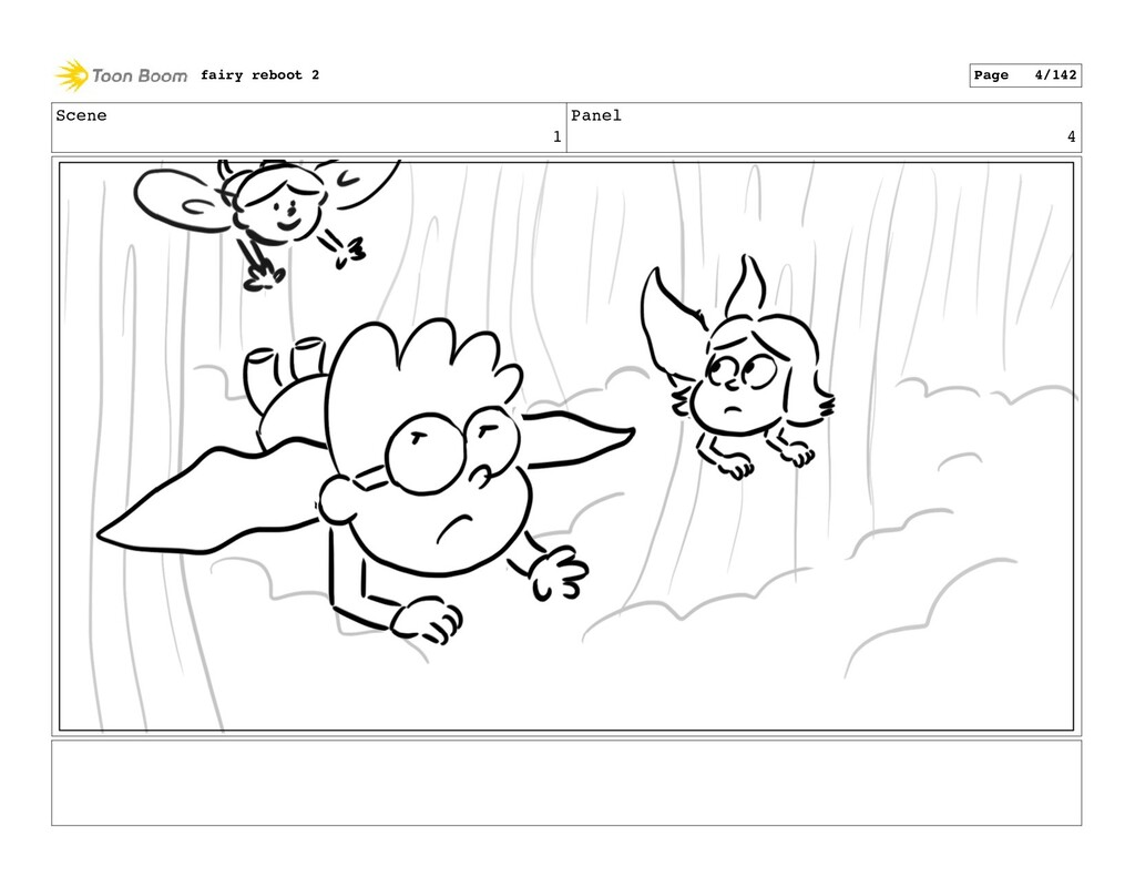 Scene 1 Panel 4 fairy reboot 2 Page 4/145