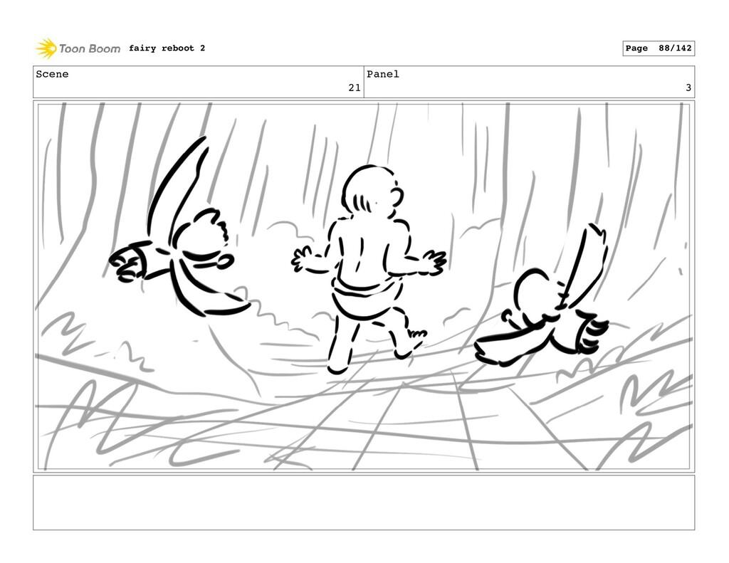 Scene 21 Panel 3 fairy reboot 2 Page 88/145