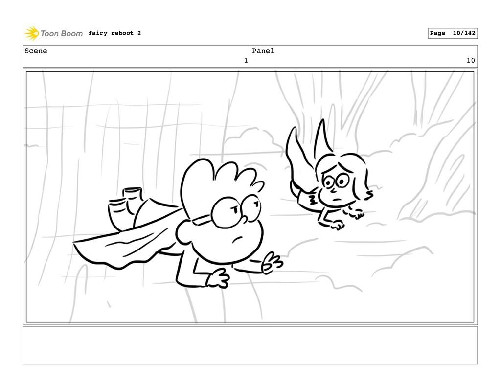 Scene 1 Panel 10 fairy reboot 2 Page 10/145