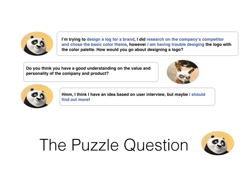 The Puzzle Question