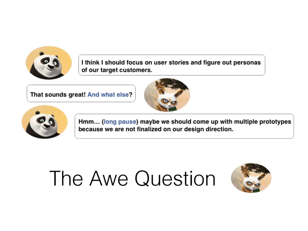 The Awe Question