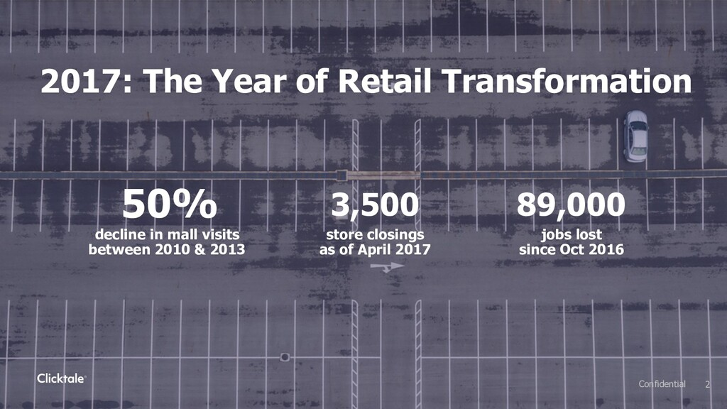 2 Confidential 2017: The Year of Retail Transfo...