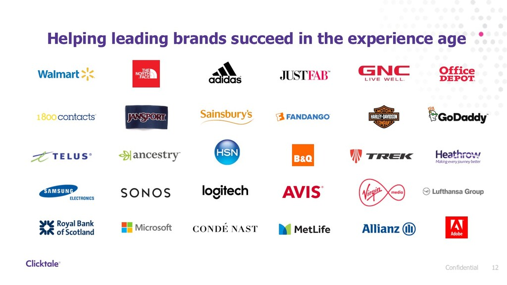 Helping leading brands succeed in the experienc...