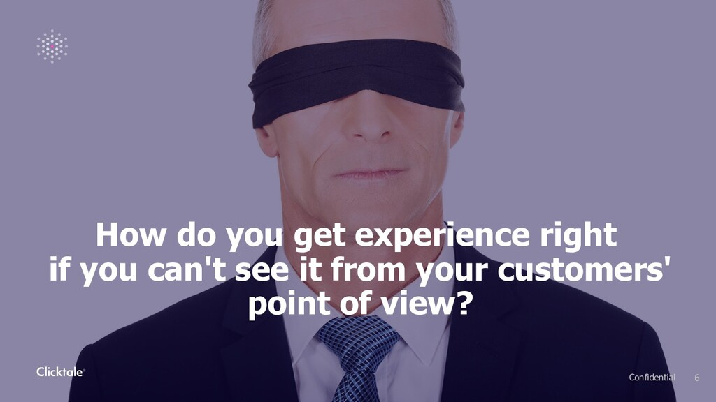 How do you get experience right if you can't se...