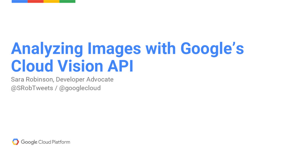 Analyzing Images with Google's Cloud Vision API...