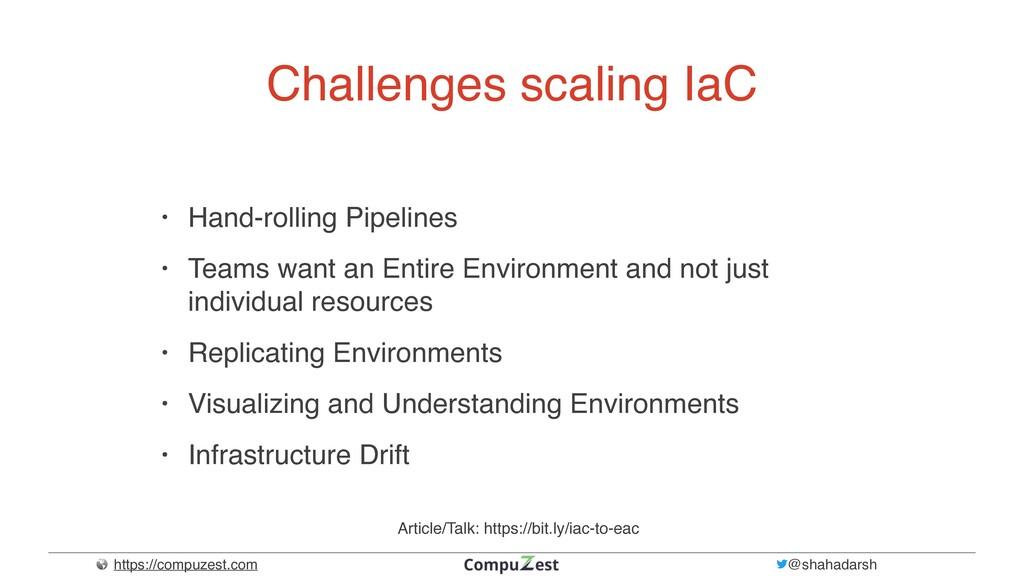 https://compuzest.com @shahadarsh Challenges sc...