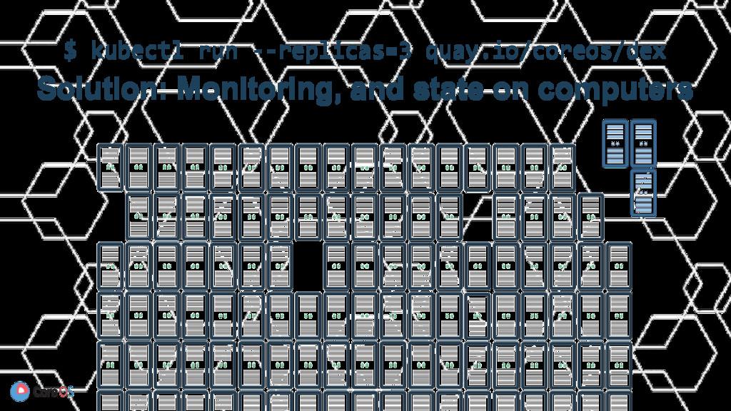 $ kubectl run --replicas=3 quay.io/coreos/dex S...