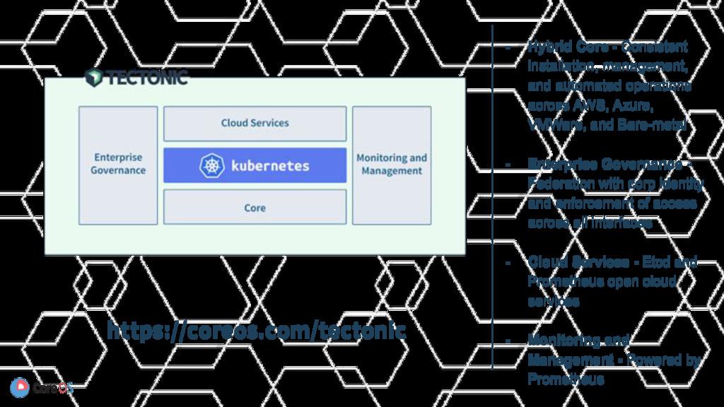 - Hybrid Core - Consistent installation, manage...