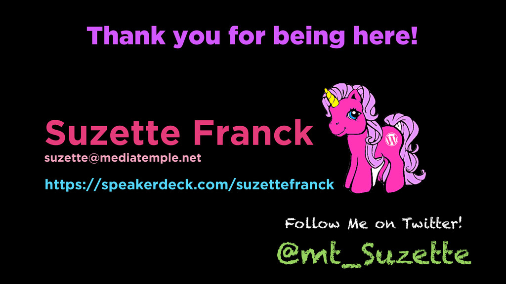 Thank you for being here! Follow Me on Twitter!...