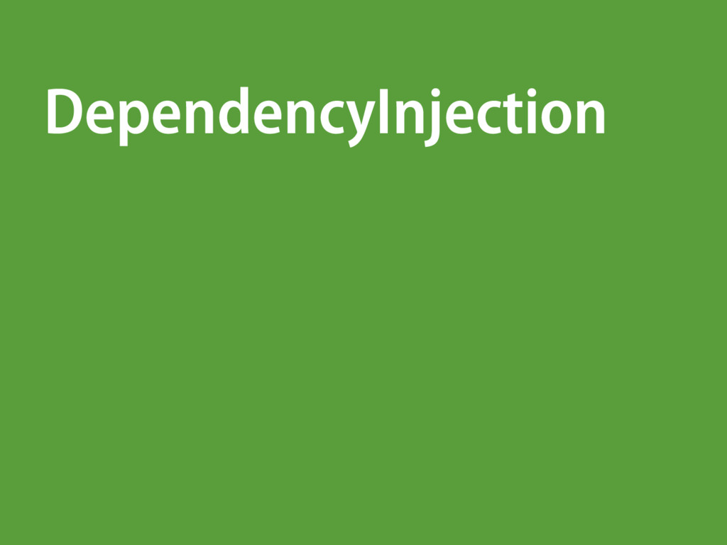 DependencyInjection