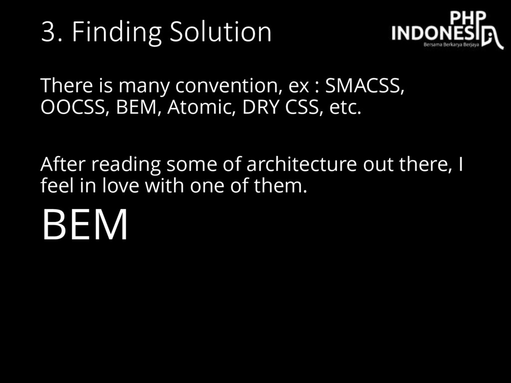 3. Finding Solution There is many convention, e...