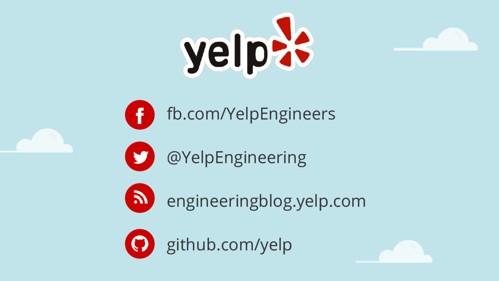@YelpEngineering fb.com/YelpEngineers engineeri...