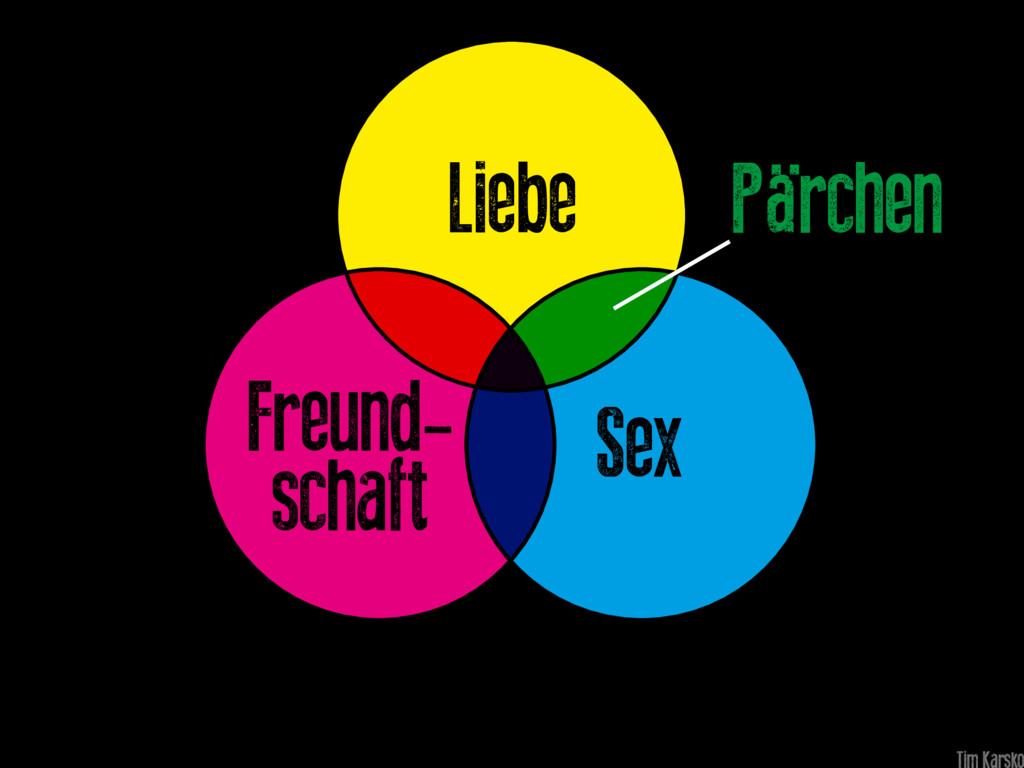 Pärchen Sex Freund- schaft Liebe