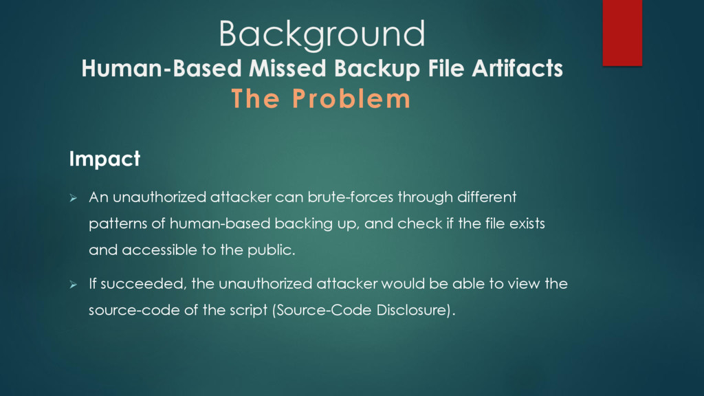Impact  An unauthorized attacker can brute-for...