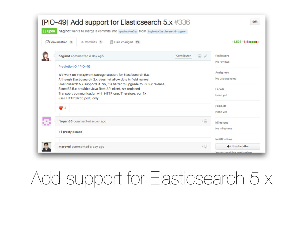 Add support for Elasticsearch 5.x