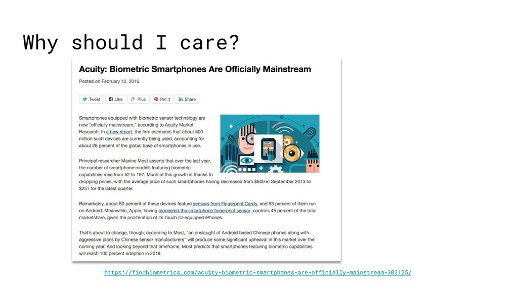 Why should I care? https://findbiometrics.com/a...