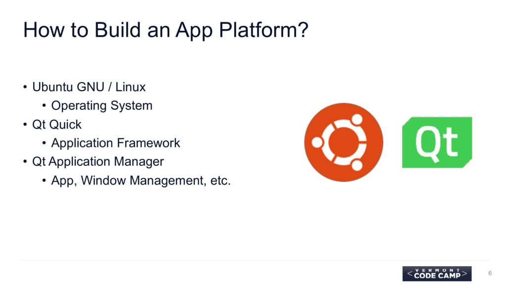 How to Build an App Platform? • Ubuntu GNU / Li...