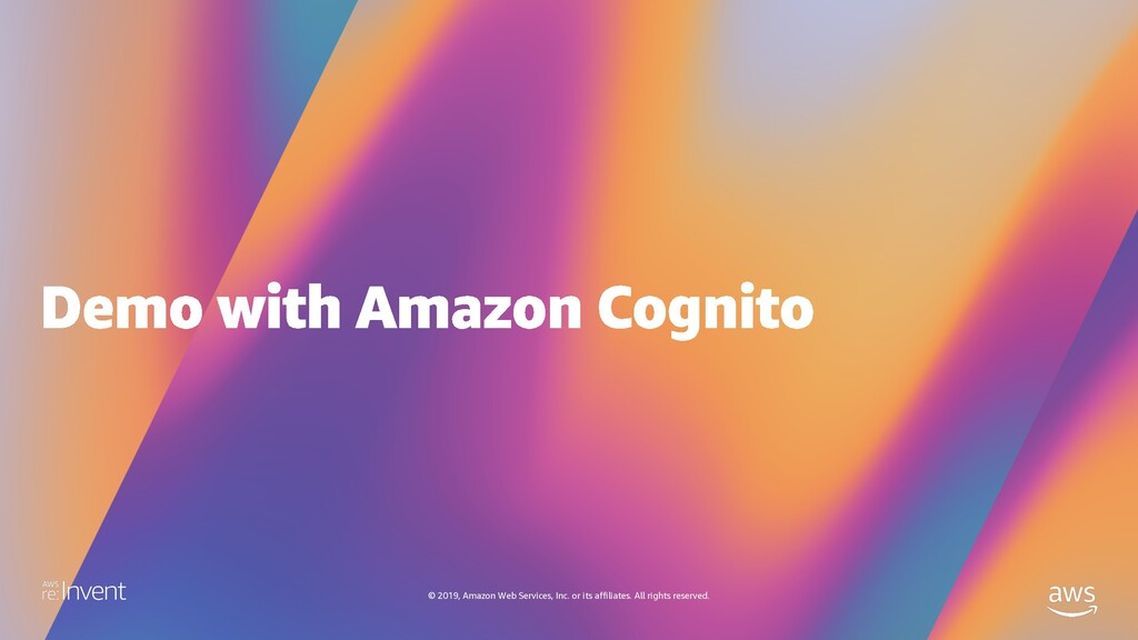 © 2019, Amazon Web Services, Inc. or its affili...