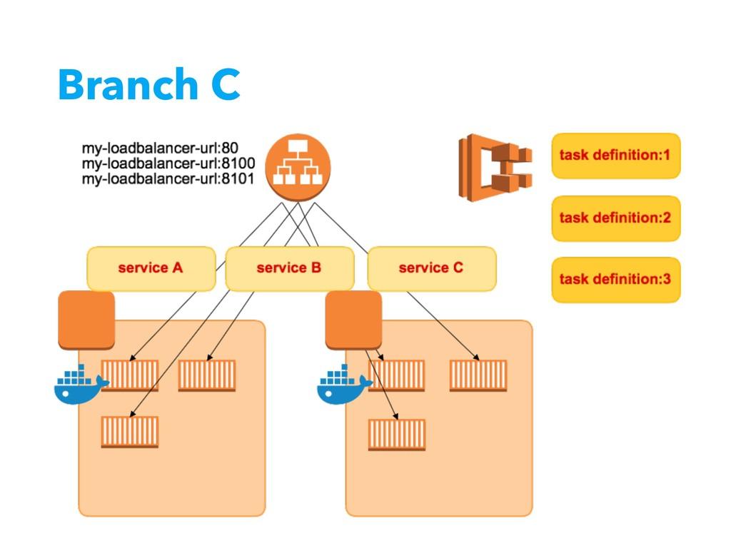 Branch C