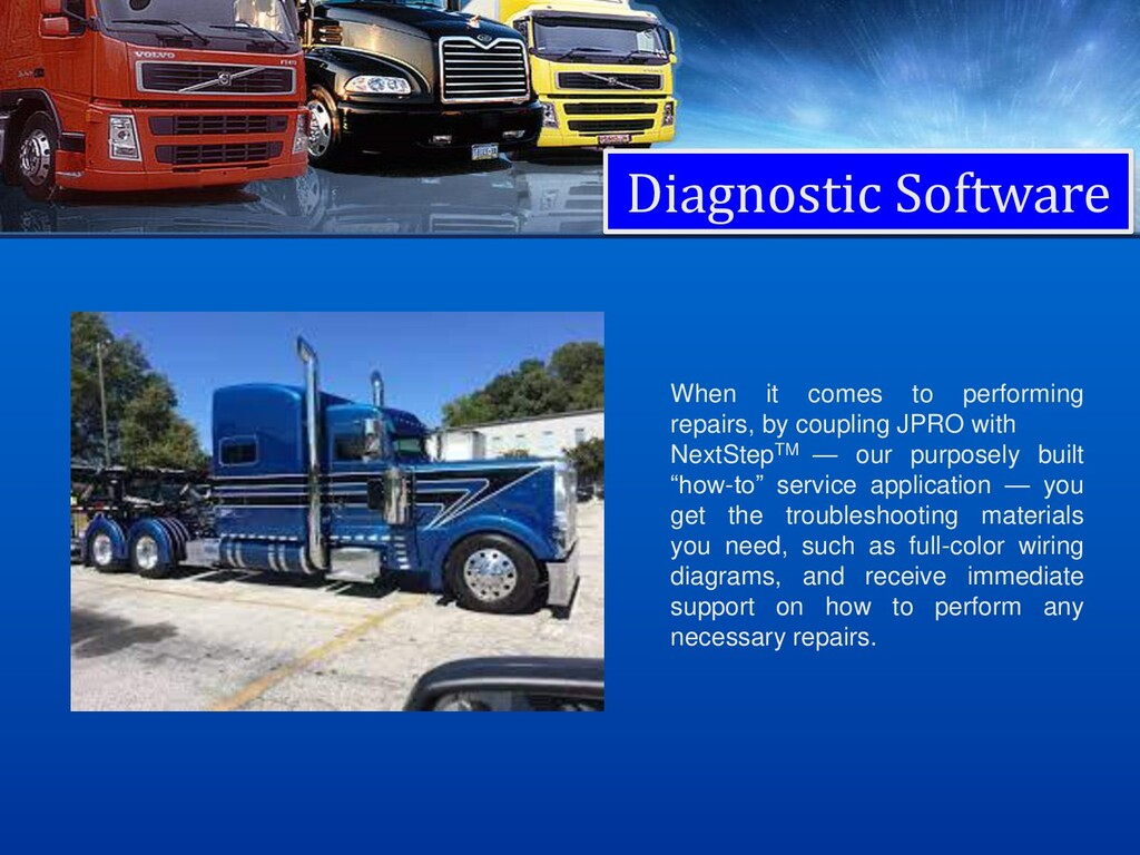 Diagnostic Software When it comes to performing...