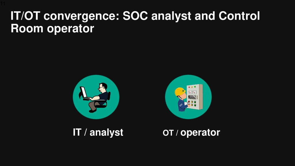 11 IT/OT convergence: SOC analyst and Control R...