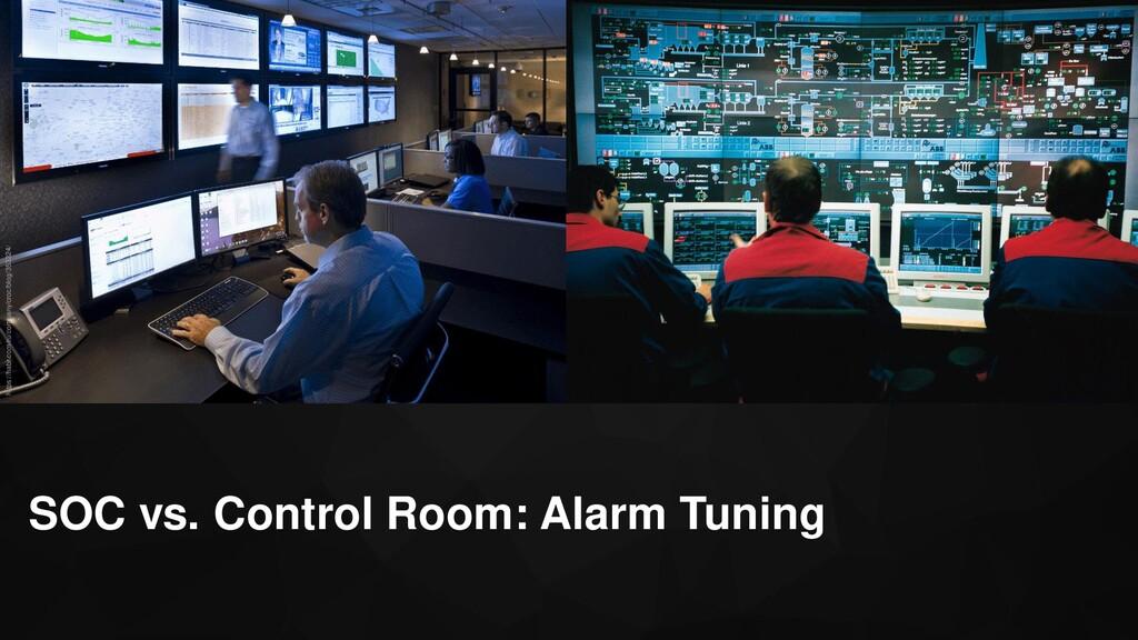 SOC vs. Control Room: Alarm Tuning https://habr...