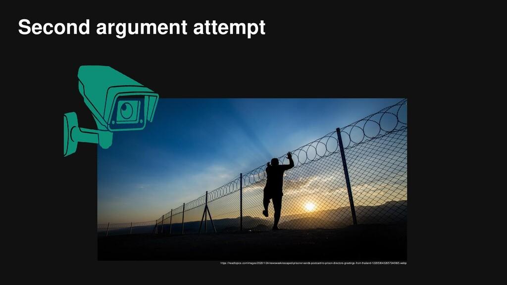 Second argument attempt https://headtopics.com/...