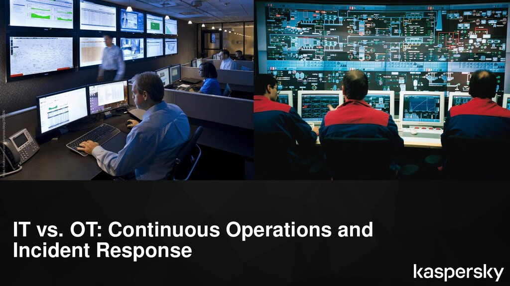 IT vs. OT: Continuous Operations and Incident R...