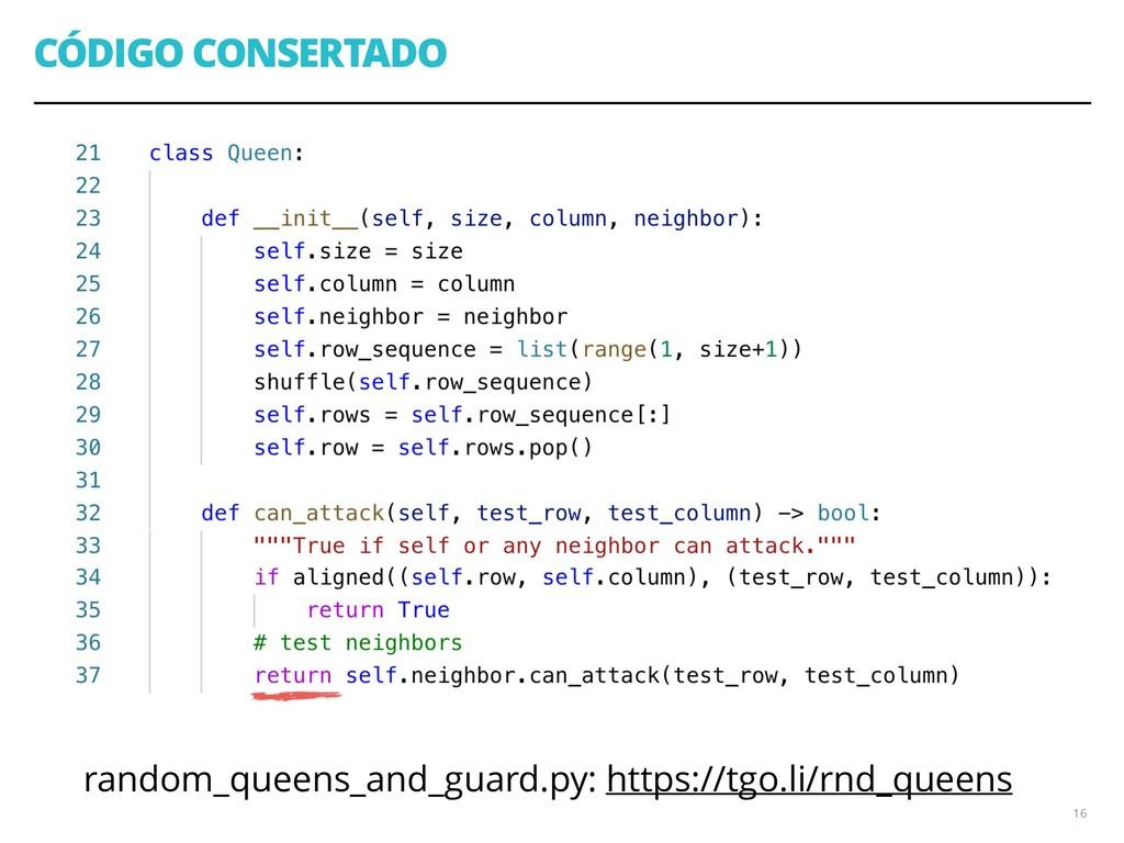 CÓDIGO CONSERTADO random_queens_and_guard.py: h...