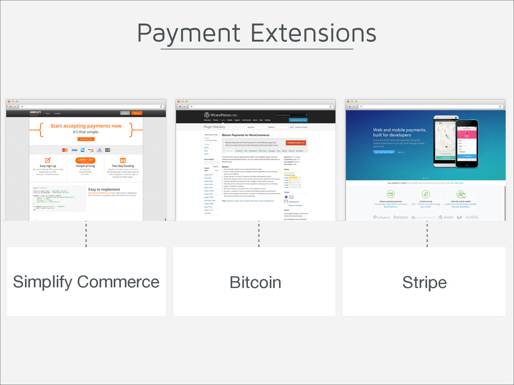 Simplify Commerce Bitcoin Payment Extensions St...