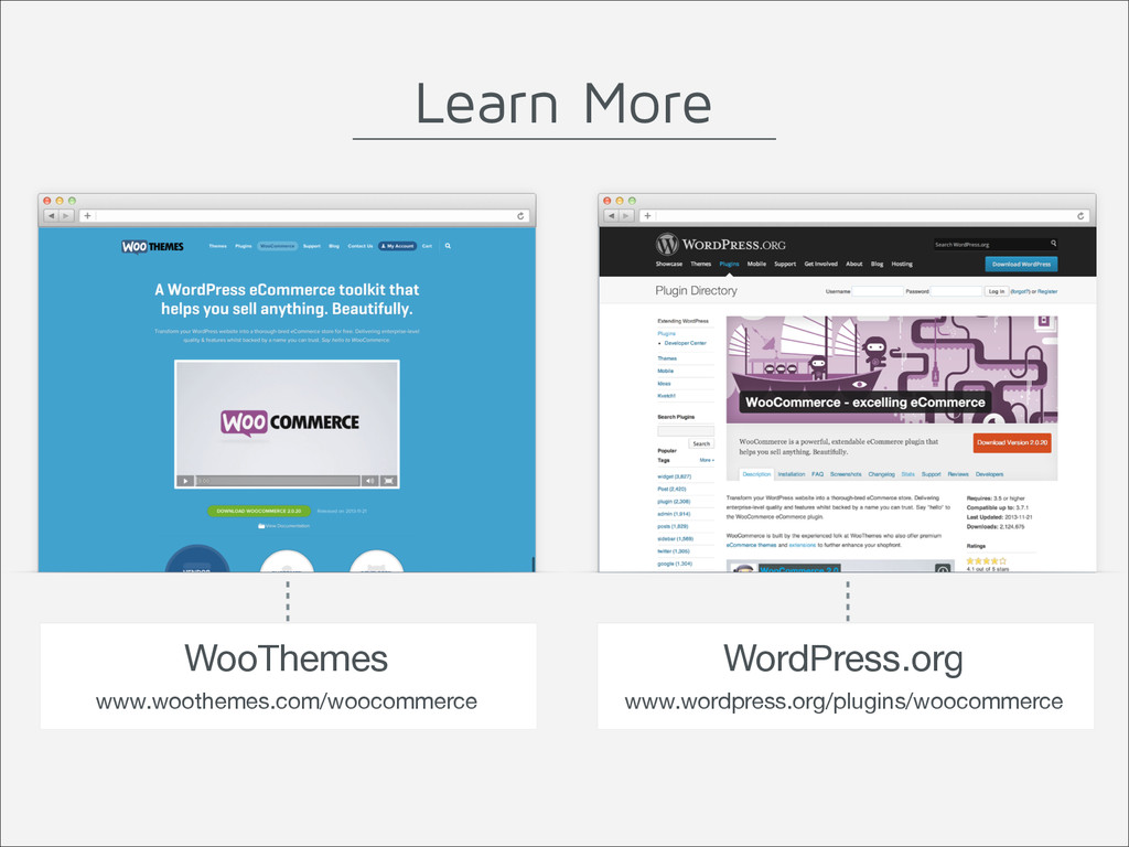 WooThemes  www.woothemes.com/woocommerce WordPr...