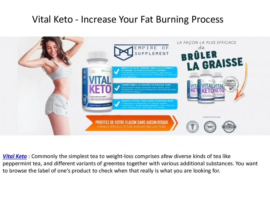 Vital Keto - Increase Your Fat Burning Process ...