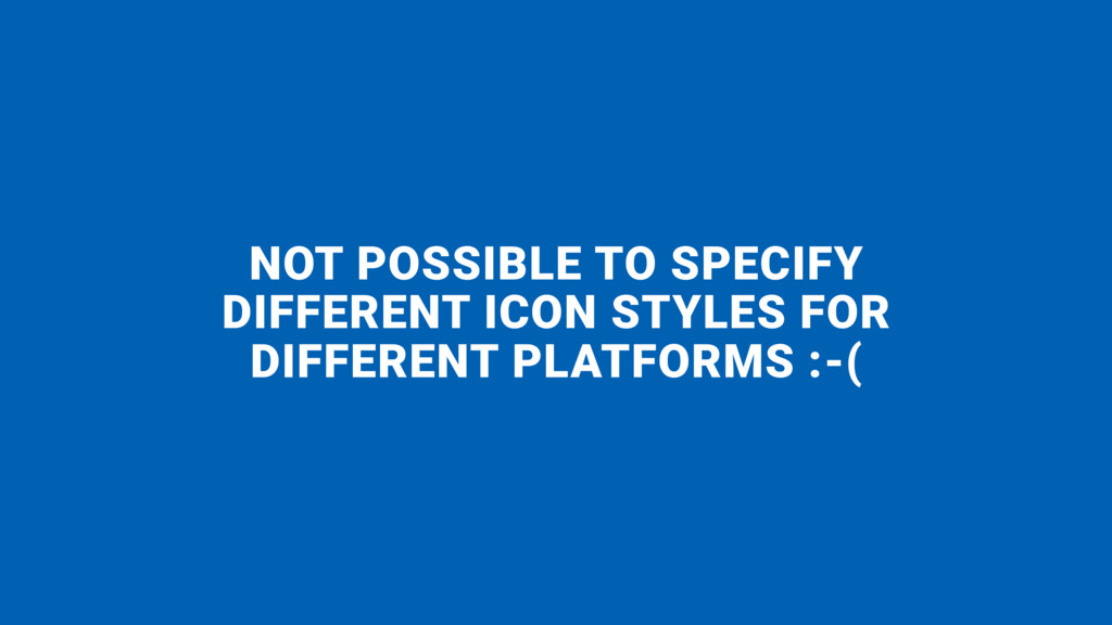 NOT POSSIBLE TO SPECIFY 