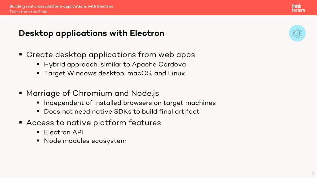 5 § Create desktop applications from web apps §...
