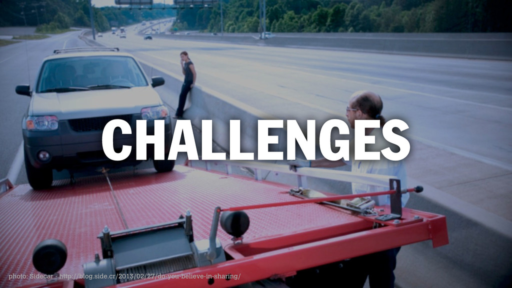 CHALLENGES photo: Sidecar - http://blog.side.cr...