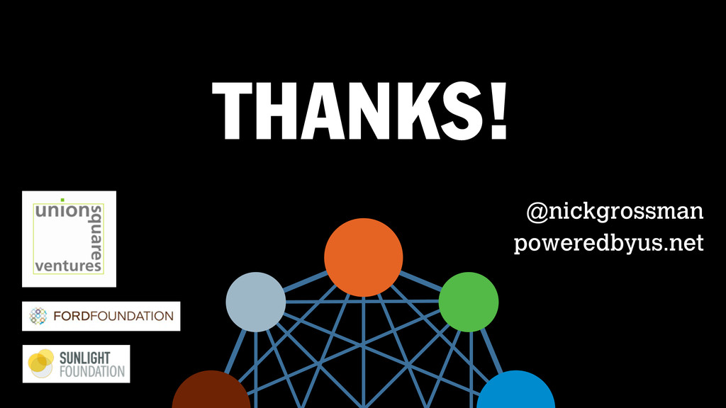 THANKS! @nickgrossman poweredbyus.net