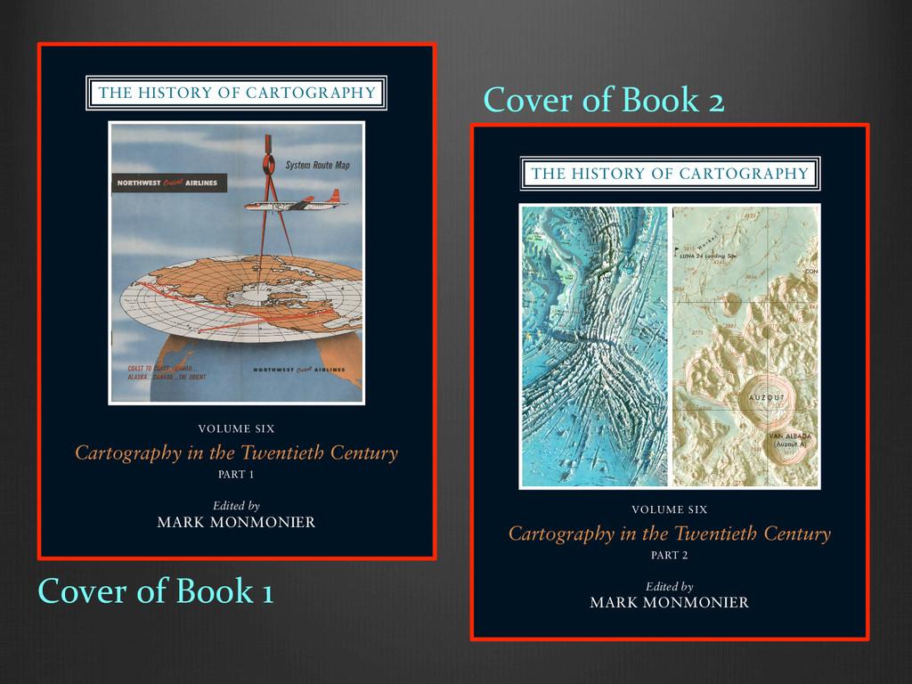 THE HISTORY OF CARTOGRAPHY VOLUME SIX Cartograp...