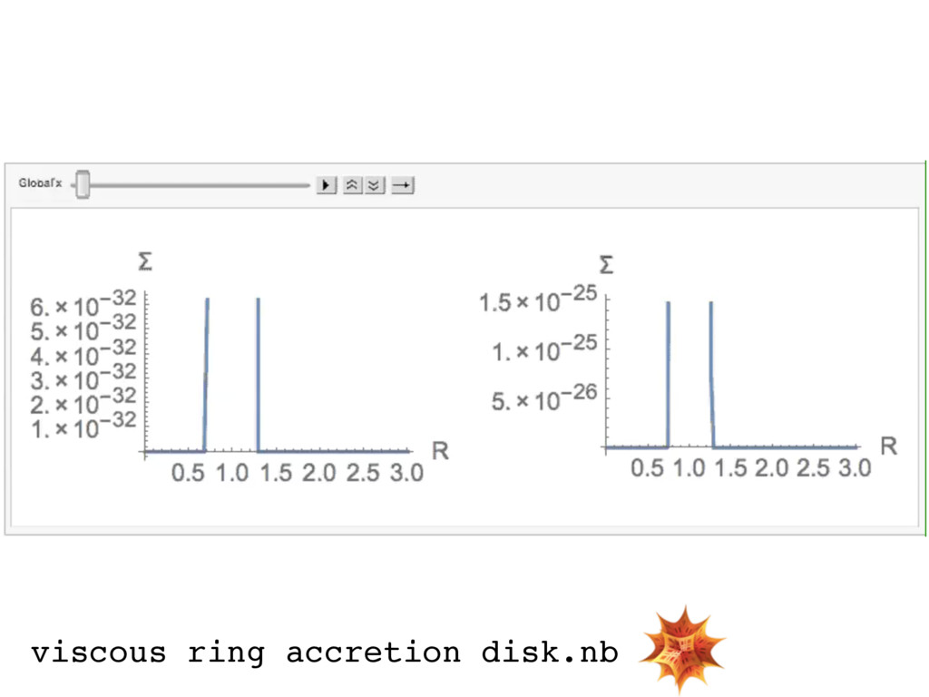 viscous ring accretion disk.nb