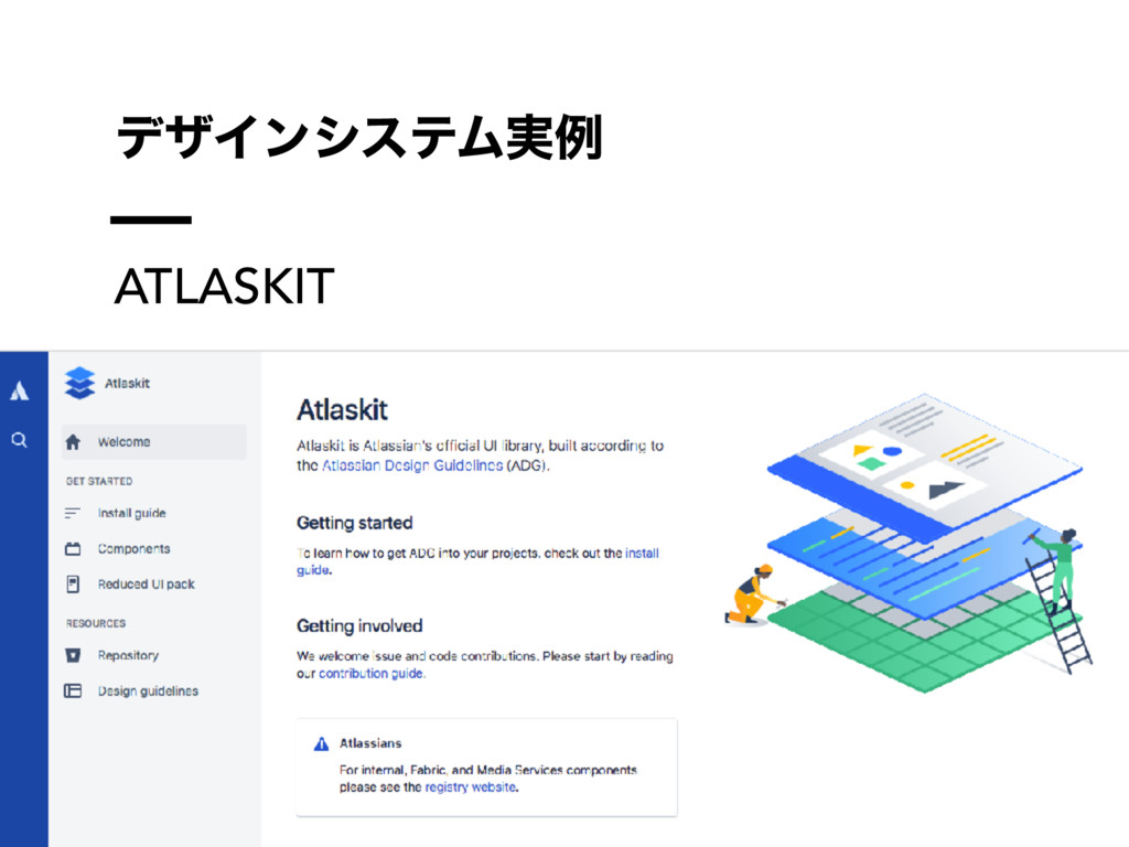 σβΠϯγεςϜ࣮ྫ ATLASKIT